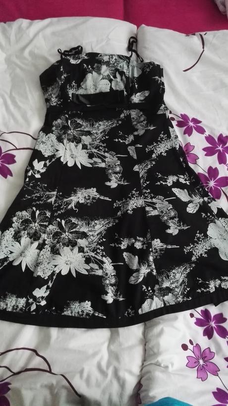 Spoločenské šaty krátke, M