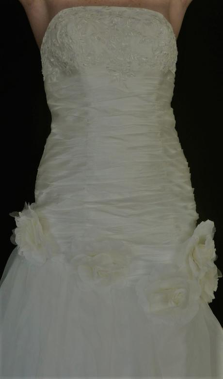 Svatební šaty ivory, 38