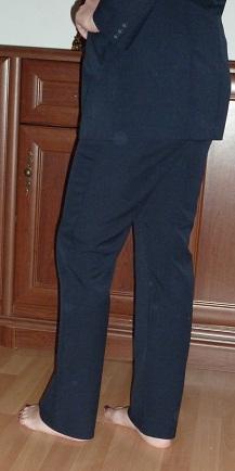 Kostym 3-kombinacia, S