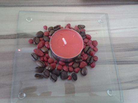 Svíčky s jahodovou vůni 20 ks,