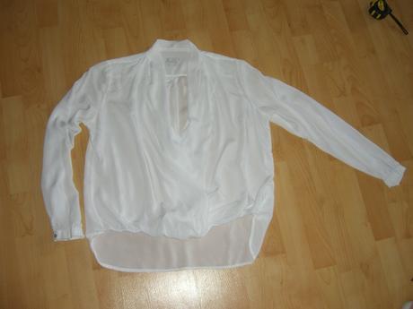 top,bílá blůzka,halenka,tunika,tričko,triko,košile, 42