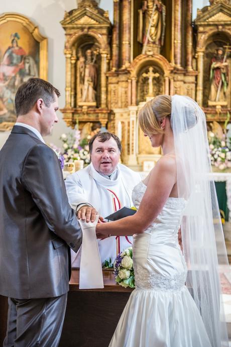 Svatební šaty vel. 38-40, 40