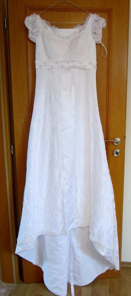 Princeznovské svatební šaty - 34 - 38, 36