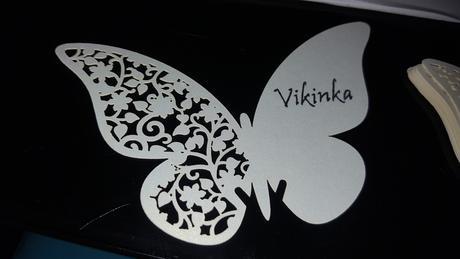 Menovky motýľ,