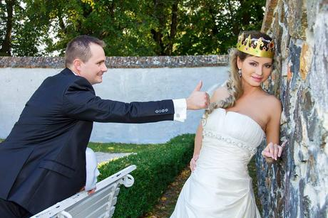 Honosné značkové svadobné šaty Pronovias-Sandy 36, 38