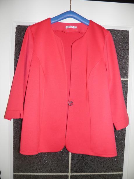 Společenské sako-kabátek , 44