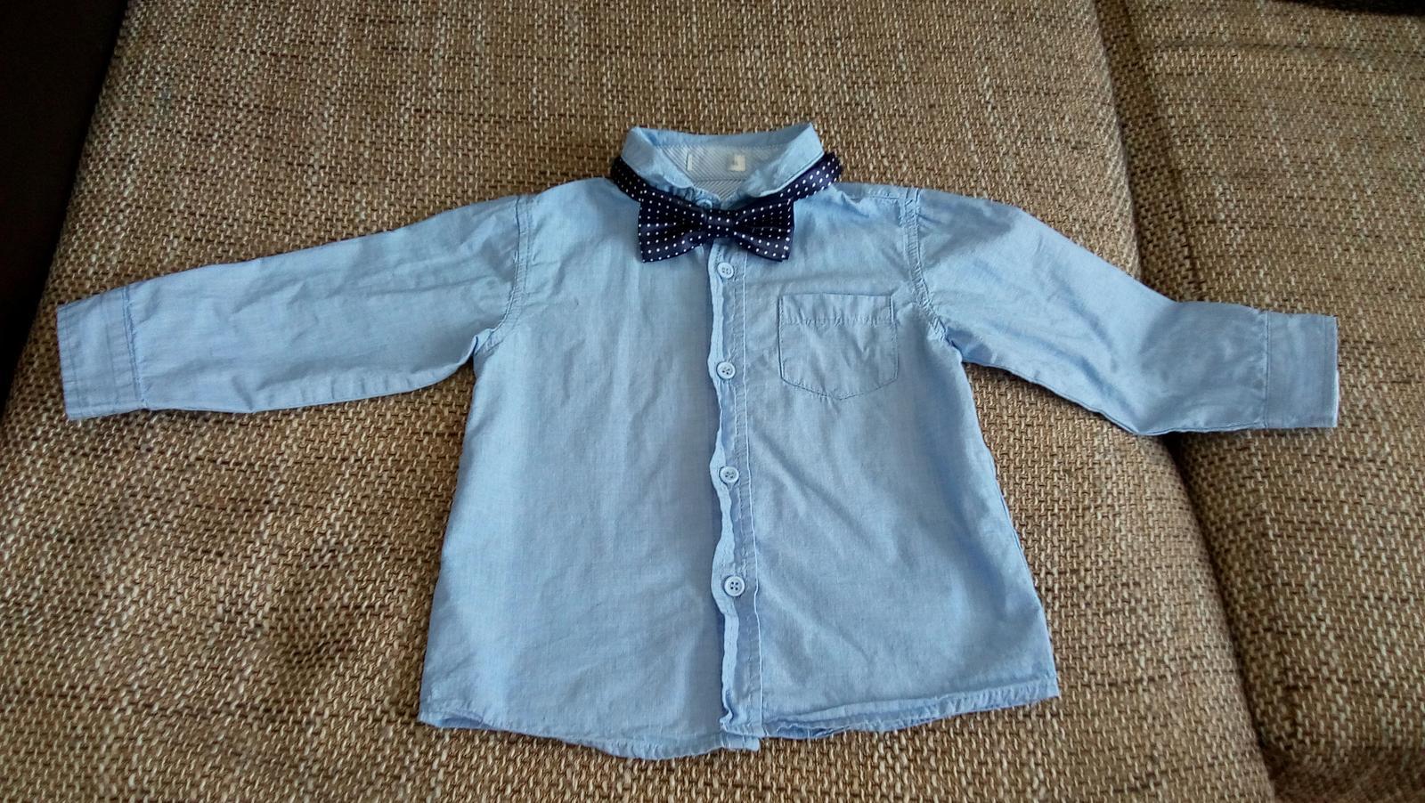 98d6b921e75a chlapčenská košeľa 86