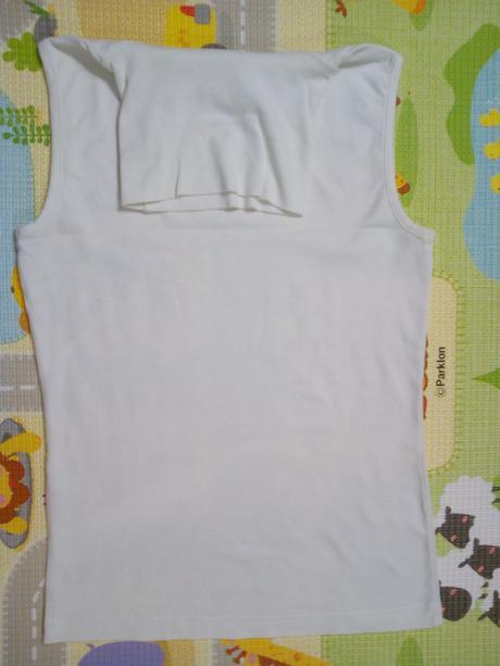 Biely top, M