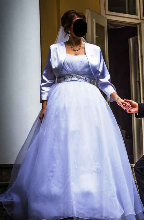 Luxusné svadobné šaty, 42