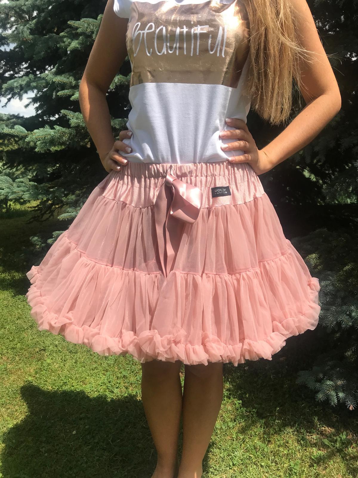 84ba83738122 Originál dolly sukňa - nenosena