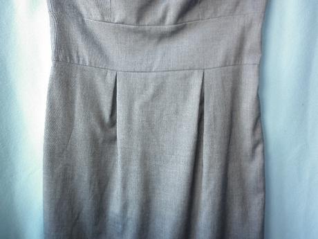 elegantní šedé pouzdrovky, 40