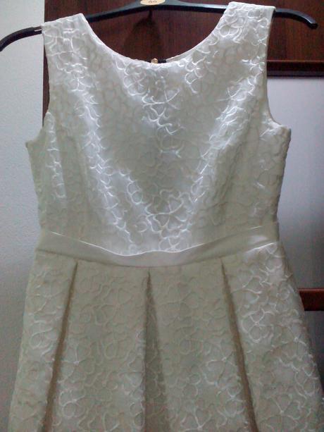 popolnočné krátke šaty, 36