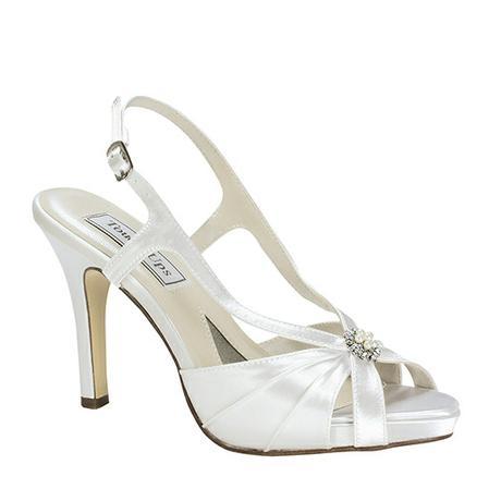 Svatební boty - různé modely, vel. 35 - 42, 39