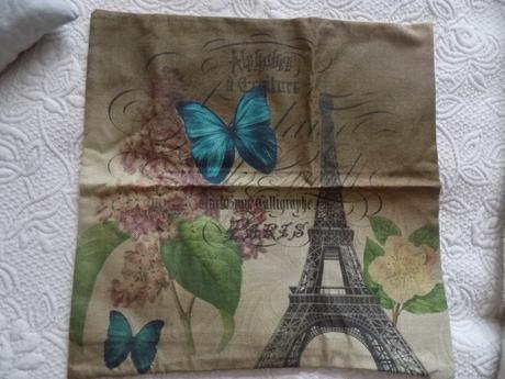 Farebná obliečka Paríž,