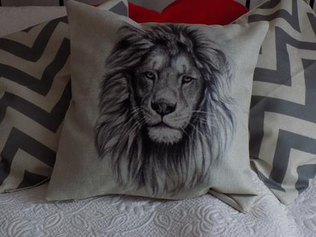 Obliečka lev,