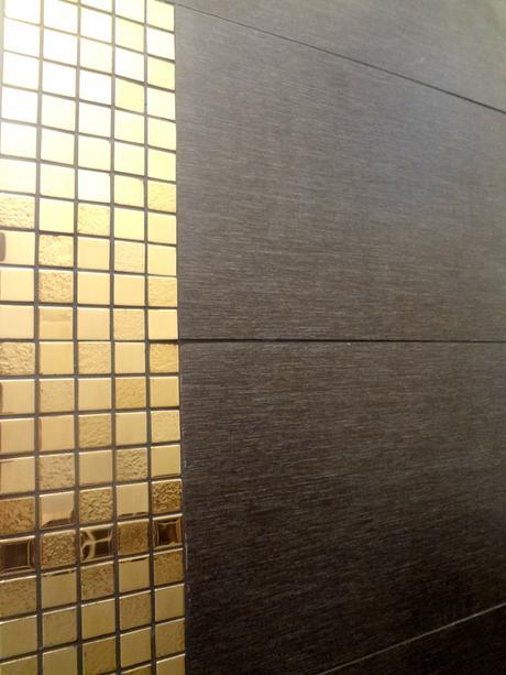 zlatá mozaika,