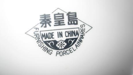 Misa z čínskeho porcelánu,