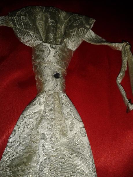 Pánska vesta s kravatou, 46