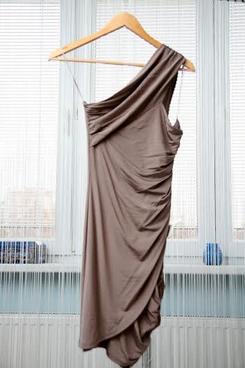 Elastické šaty - XS, 36