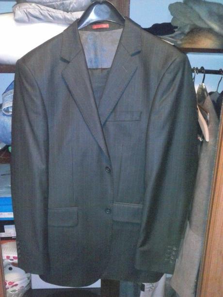 Oblek Paco Romano - 36, 36