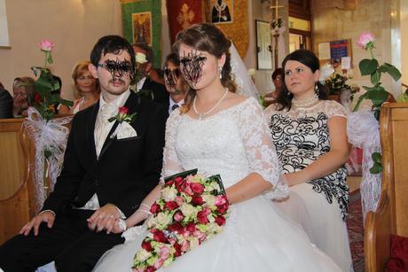 svadobný oblek čierny, 48