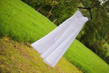 Svatební šaty 36-38, 36