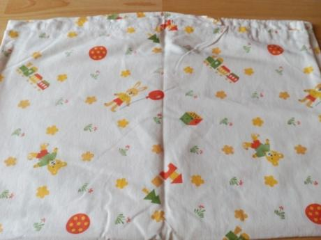 Detske posteľné prádlo,