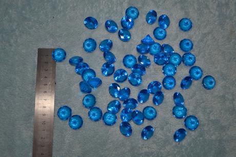 Modré kamínky,