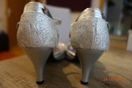 svadobné topanky, 36