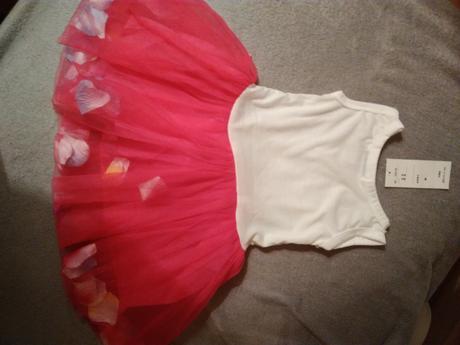 dievčenské šaty pre princezničky, 80