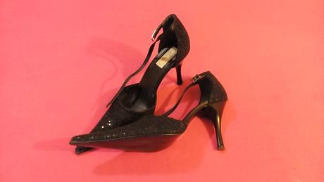 Spoločenské topánky s kamnienkami, 36