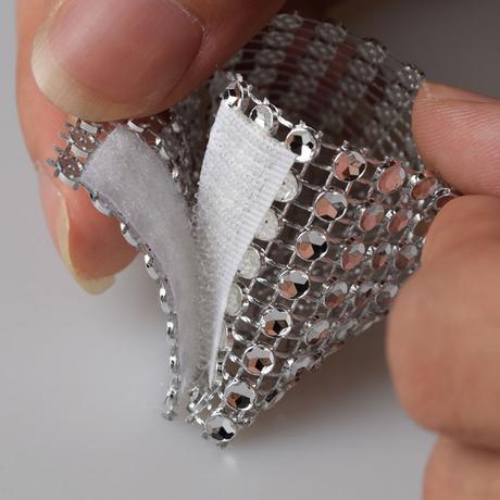 Strieborné svadobné krúžky na servítky,