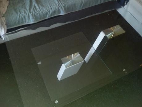Moderny konferecny stolik,