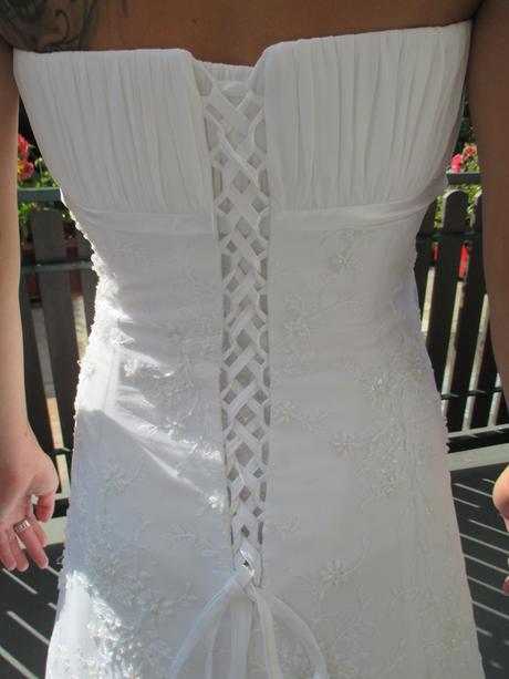 Svatební šaty zn. Madora, 38