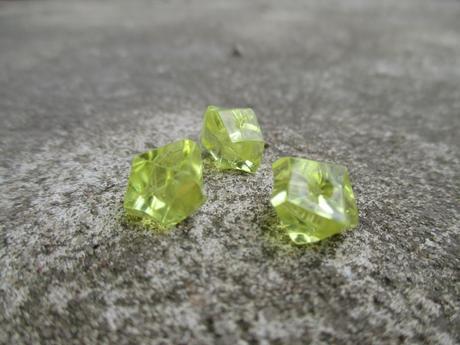 Žluté diamanty,