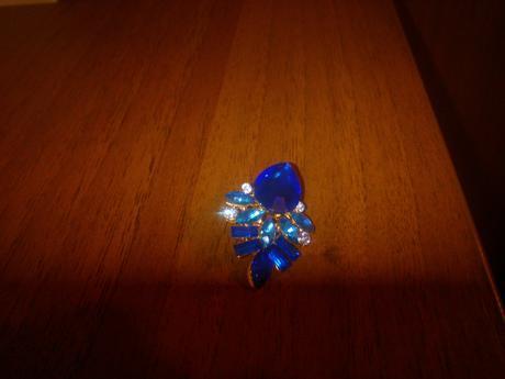 modre nausnice,