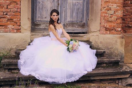 Svatební šaty zn. Marry Bridge, 34
