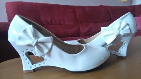 Svatební boty , 37