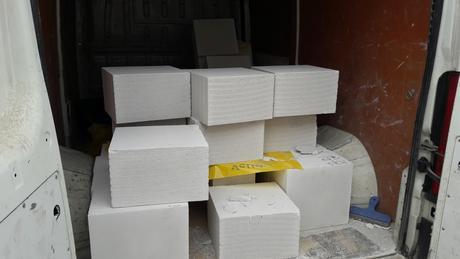 Tvárnice Ytong P6-650 375x249x399mm,