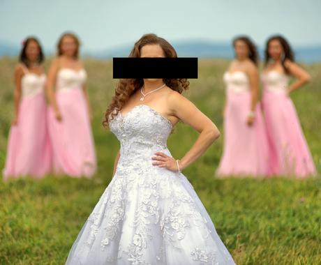 Original saty znacky Mori Lee, 41