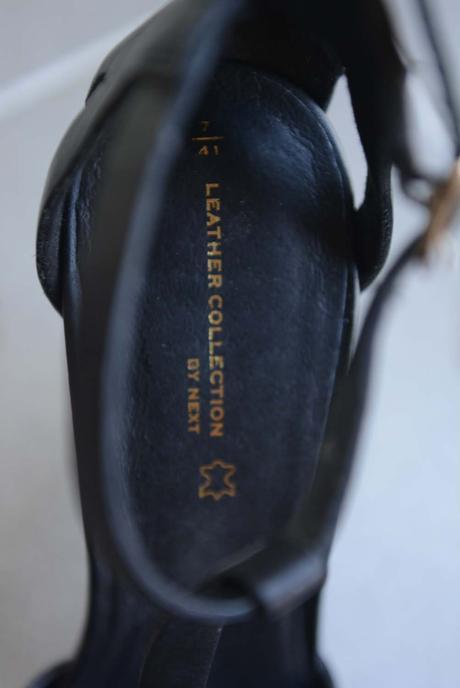sandale next velkost 41 , 41