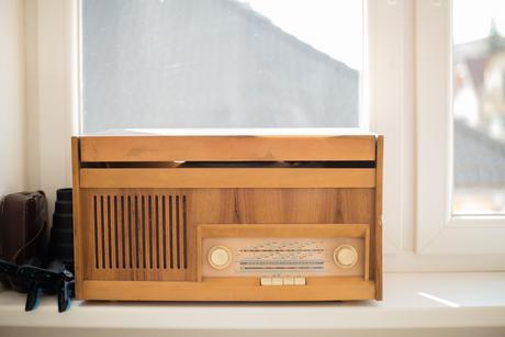 stare retro radio ,
