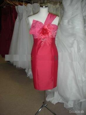 Krátke šaty načky DeLa CoCa, 36