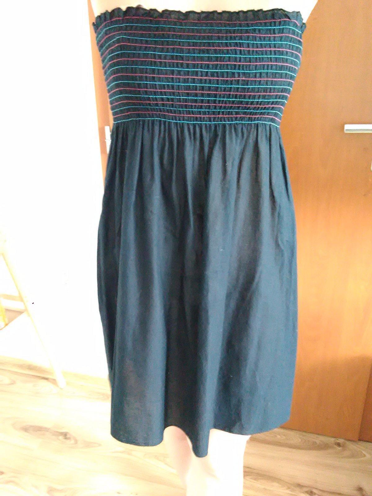 Čierne letné šaty 78232739e9f