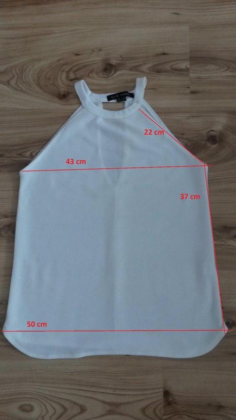 Biele športové tričko, 36