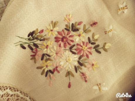 Kvetinový obrus,