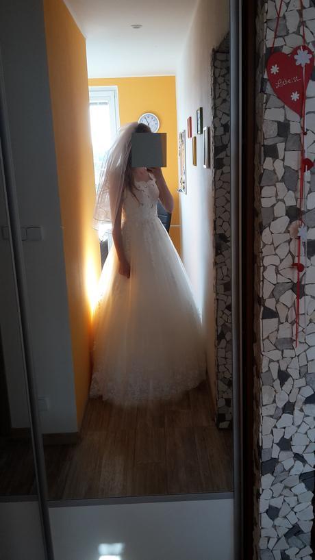 Princeznovske šaty 36-38, 36