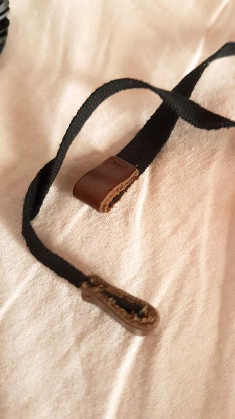 Marni H&M originálny flitrovaný golier náhrdeník, M