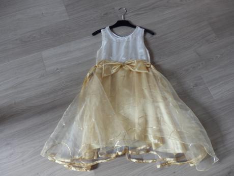 společenské šaty vel. 116, 116