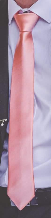 Lososová kravata Avantgard,